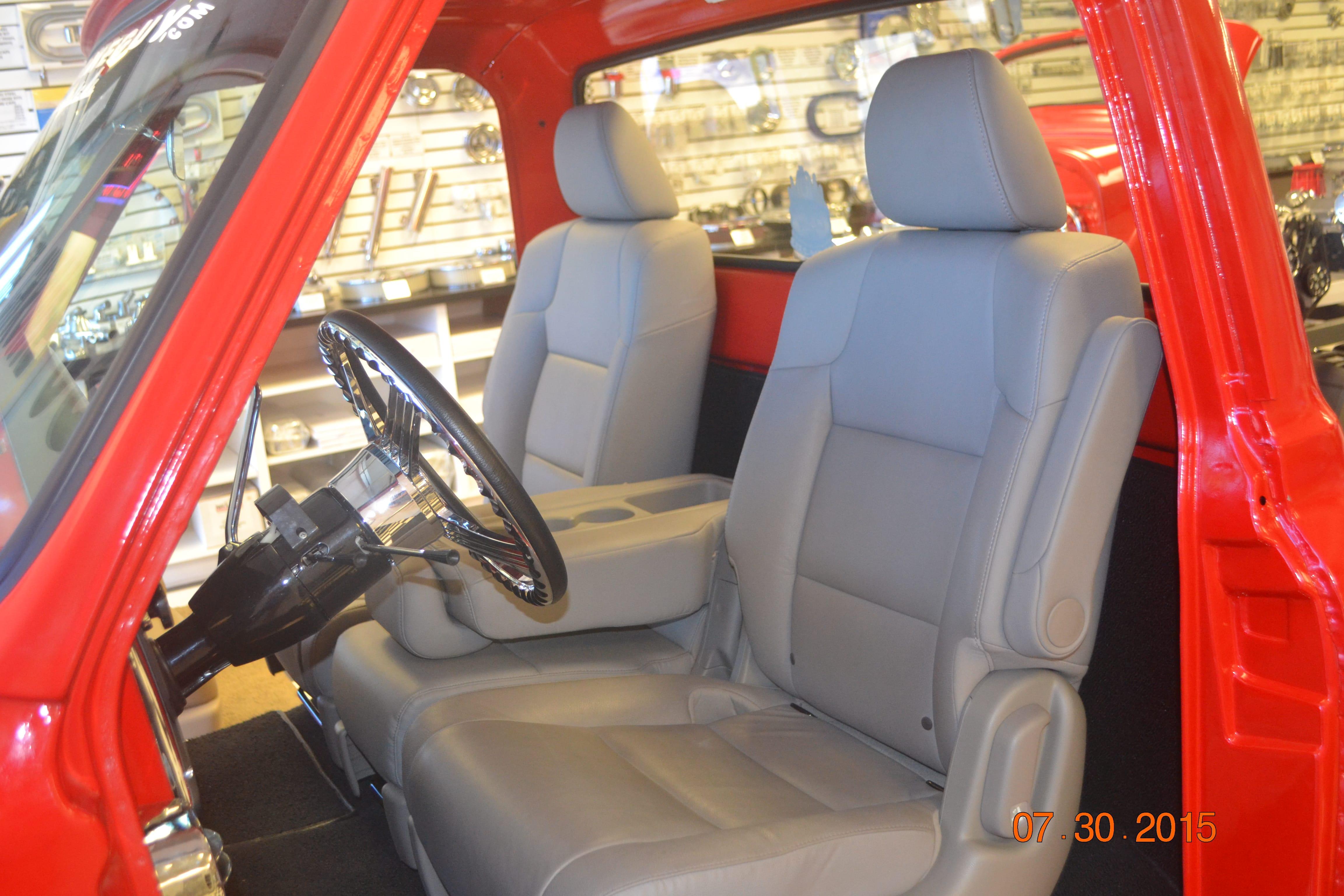 susie life steve f interior truck lmc chevy door panels and